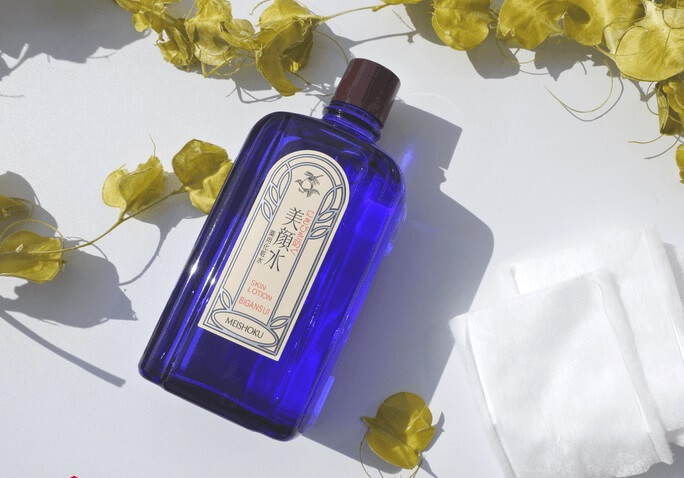 Trị mụn cực hiệu quả với nước hoa hồng trị mụn Meishoku