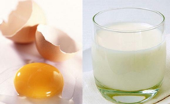 Trắng da Bằng Trứng Gà – trắng mịn, mượt mà tự nhiên