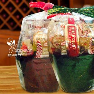 Giỏ quà tết Wine Country Giá sỉ uy tín chất lượng