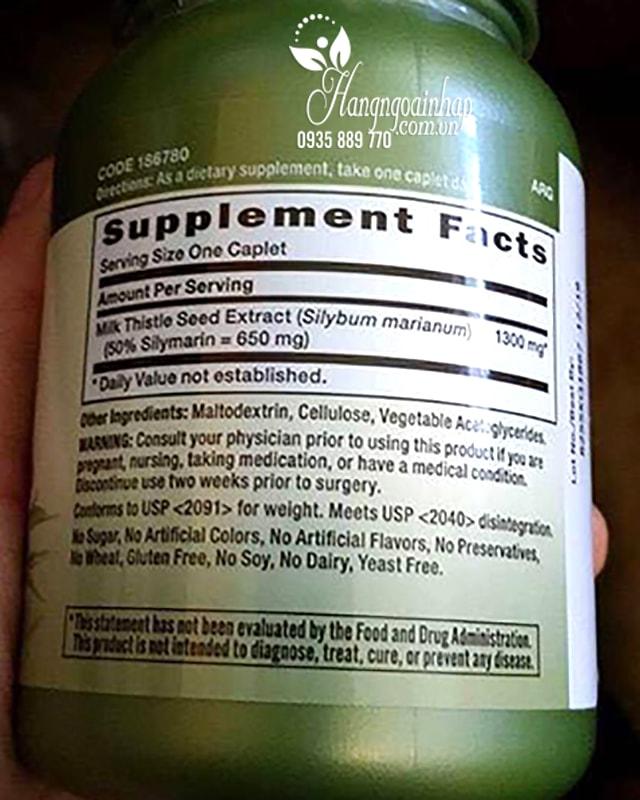 vien-uong-giai-doc-gan-gnc-milk-thistle-1300-mg-hop-60-vien-cua-my-5