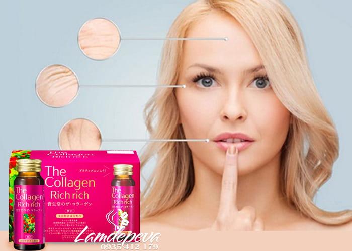 Mua collagen shiseido ở đâu uy tín ?