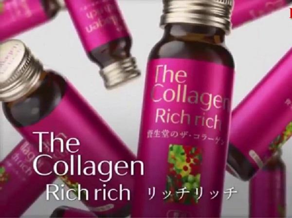 Mua collagen shiseido ở đâu