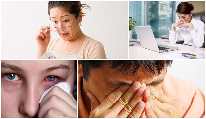 Ai nên sử dụng thuốc nhỏ mắt santen fx vàng 1