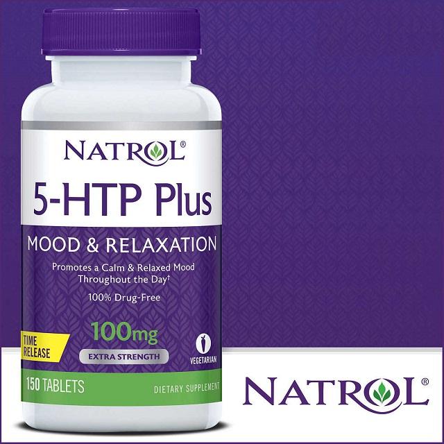 Thuốc natrol 5 htp mood and relaxation có tốt không 1