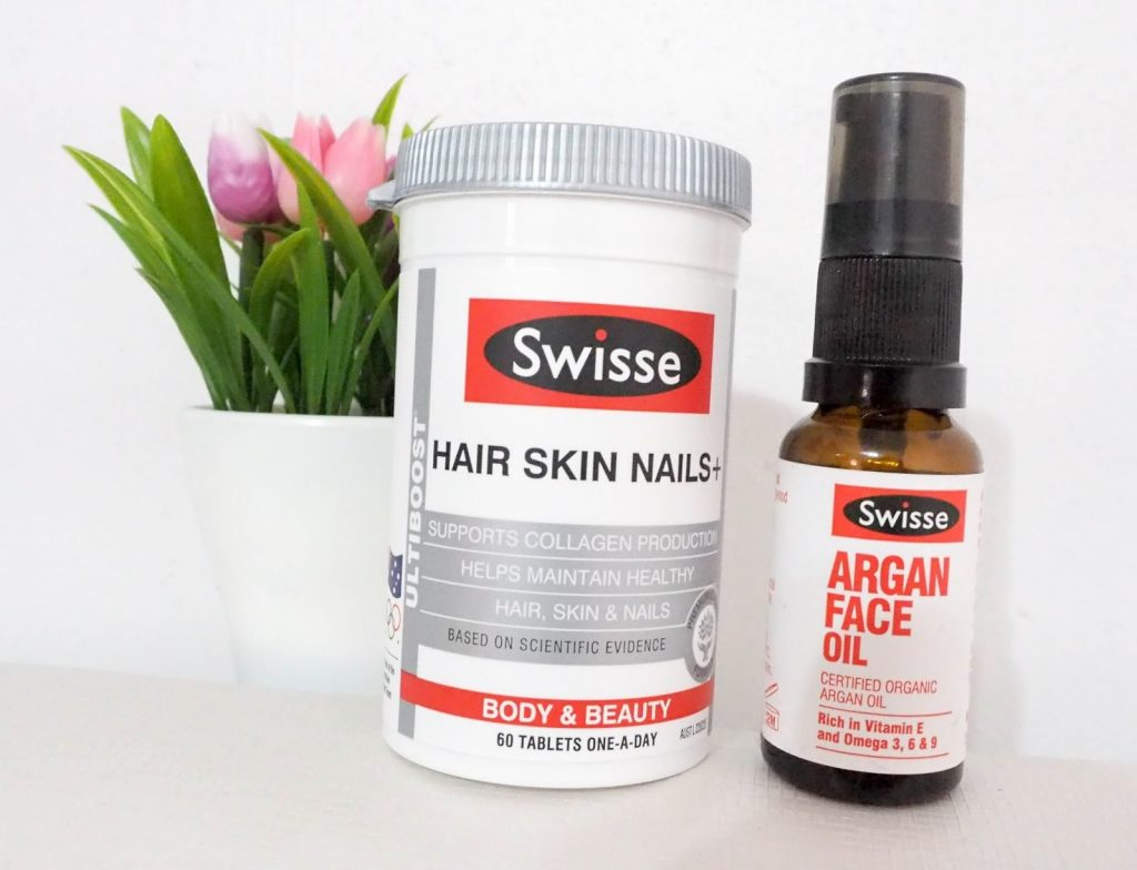Viên uống Swisse Hair Skin Nails Collagen có tốt không