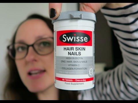 Viên uống Swisse Hair Skin Nails Collagen có tốt không-2