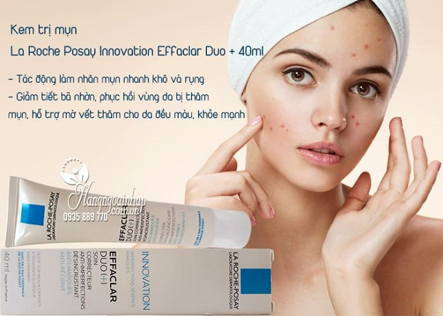 kem-tri-mun-la-roche-posay-innovation-effaclar-duo-+-40ml-1