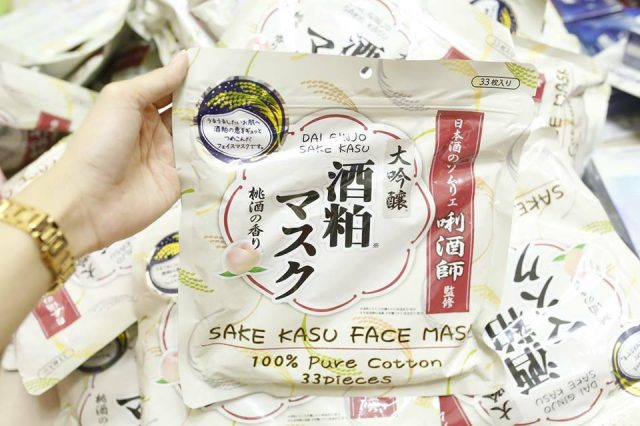 mat-na-ba-ruou-sake-kasu-face-mask-33-mieng-cua-nhat-ban-4