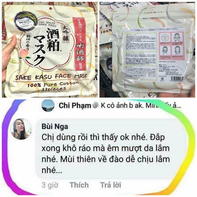 mat-na-ba-ruou-sake-kasu-face-mask-33-mieng-cua-nhat-ban-review5