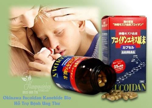 Viên uống Okinawa Fucoidan Kanehide Bio có tốt không-3