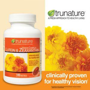 Viên uống bổ mắt Trunature Vision Complex có tốt không-1