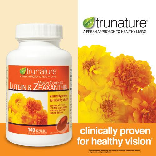 Viên uống bổ mắt Trunature Vision Complex có tốt không?