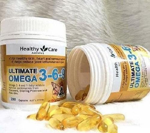 Viên uống Omega 369 Healthy Care có tốt không?