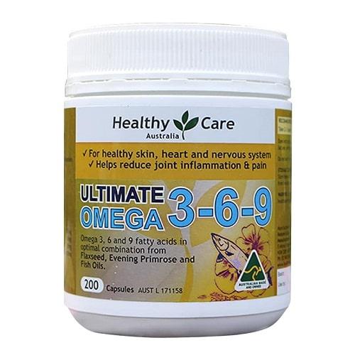Viên uống Omega 369 Healthy Care có tốt không-2