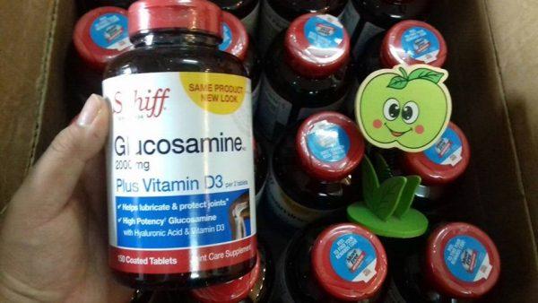 Glucosamine 2000mg của mỹ