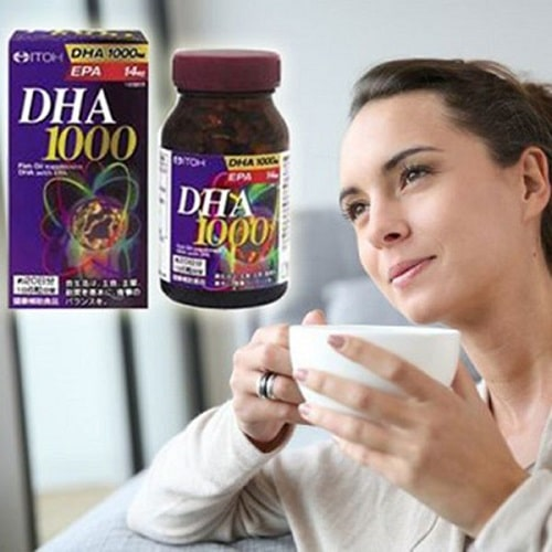 Thuốc bổ não Itoh DHA và EPA nên uống vào thời điểm nào trong ngày?