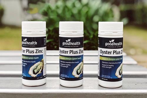 Tinh chất hàu Oyster Plus Zinc Goodhealth có tốt không-2