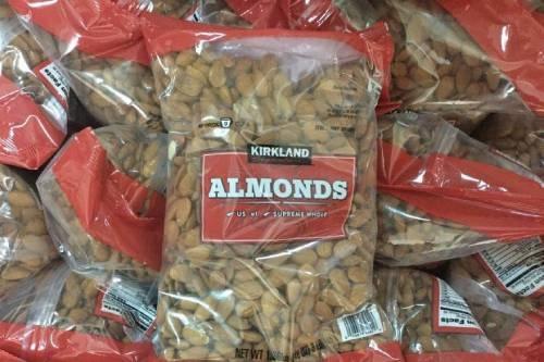 Hạnh nhân sấy Kirkland Almonds có tốt không?