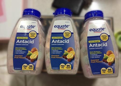 Viên nhai hỗ trợ dạ dày Equate có tốt không?