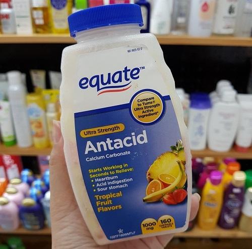 Viên nhai hỗ trợ dạ dày Equate có tốt không-3