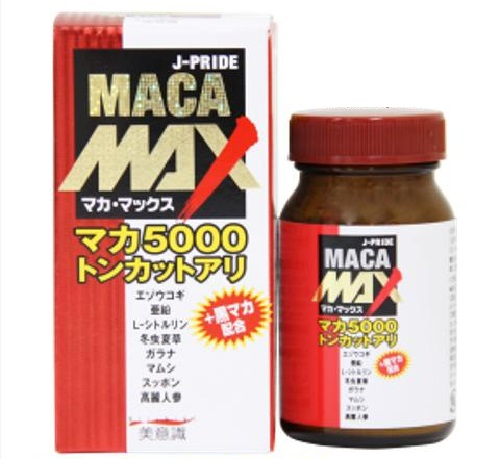 Hỗ trợ sinh lý J-Pride Maca Max giá bao nhiêu-2