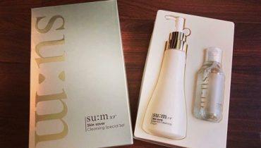 Sữa rửa mặt Sum37 Skin Saver có tốt không?