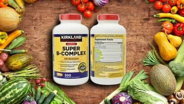 Cách sử dụng viên uống Super B Complex Kirkland