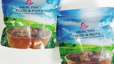 Nho khô nguyên cành Healthy Food và Nuts có tốt không?
