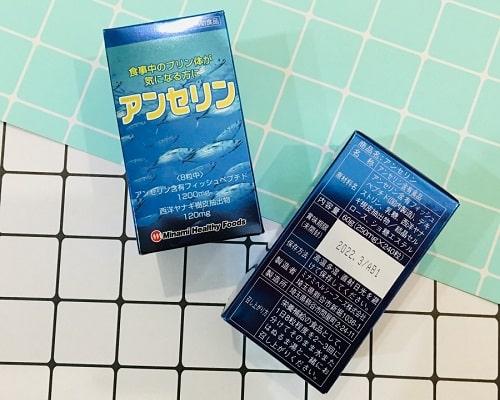 Thuốc trị gout Anserine Minami có tốt không?