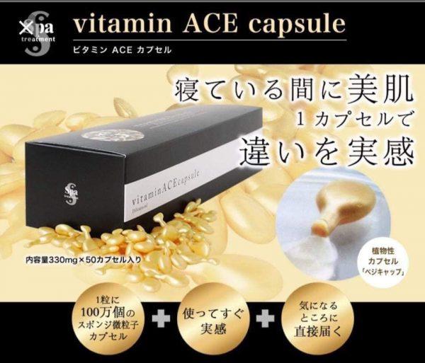 Sserum vitamin ACE Capsule có tốt không?