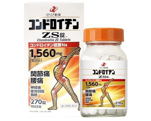 Thuốc bổ khớp ZS Chondroitin có tốt không-2