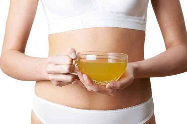 Lưu ý khi uống trà giảm cân chị em phải biết 2