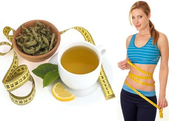 Lưu ý khi uống trà giảm cân chị em phải biết 1