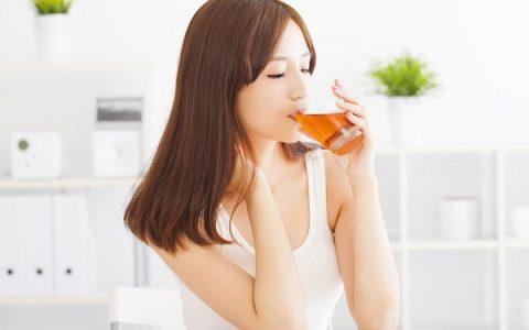Lưu ý khi uống trà giảm cân chị em phải biết