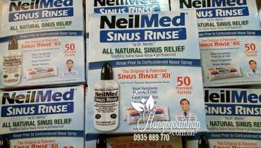 Neilmed Sinus Rinse mua ở đâu giá tốt nhất? Hàng chuẩn Mỹ