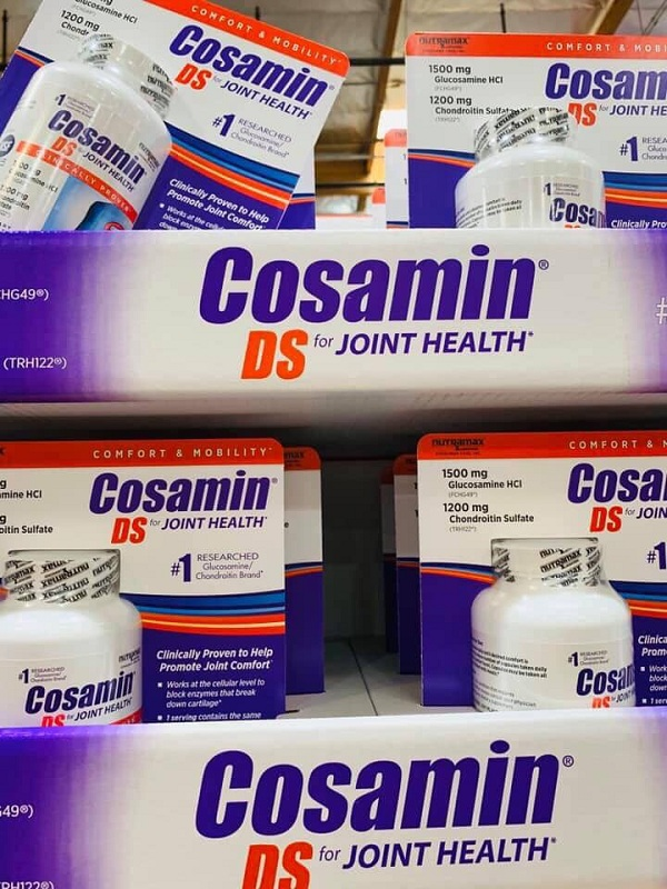 Cosamin DS For Joint Health 230 Capsules cao cấp của Mỹ 8