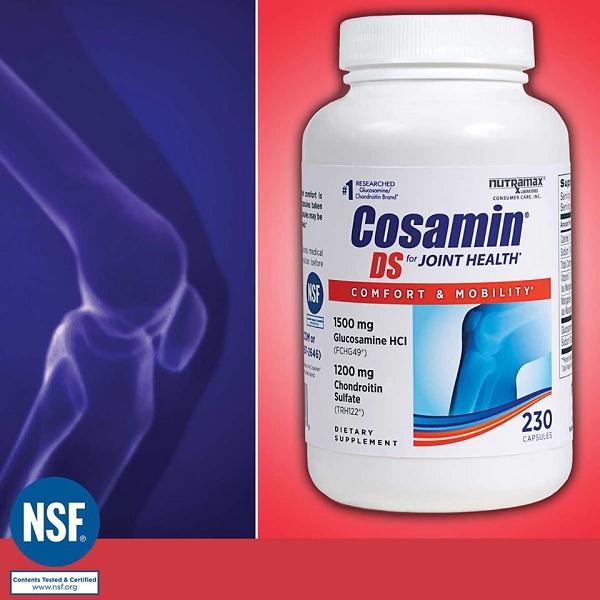 Cosamin DS For Joint Health giá bao nhiêu? Đại lý cấp 1 3