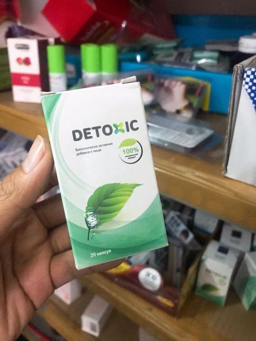 Sự thật về thuốc Detoxic có thực sự tốt như lời đồn không?1