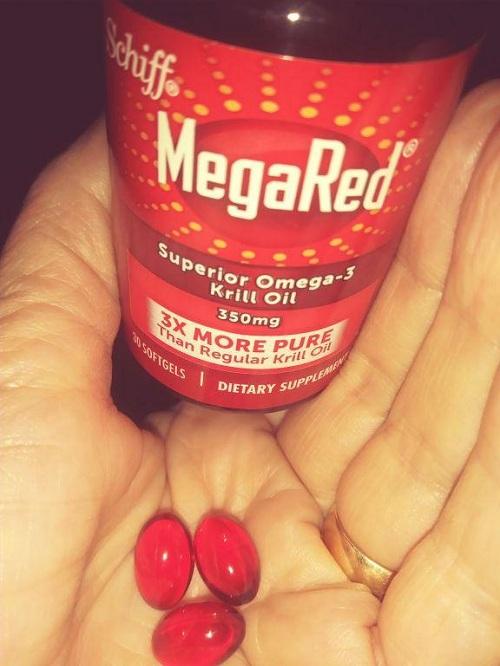 Thuốc Schiff MegaRed Omega 3 Krill Oil – Dầu tôm 1