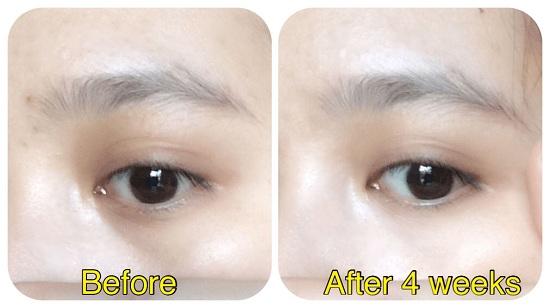 Kem dưỡng mắt Nhật Bản Meishoku Whitening Eye Cream 8