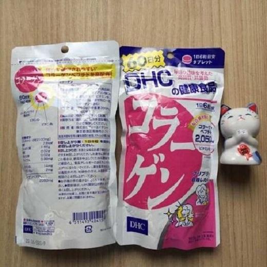 Collagen DHC Nhật Bản 360 viên, 60 ngày - Hàng xách tay 1