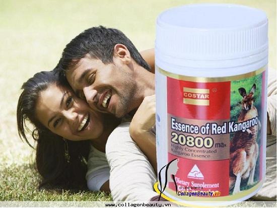 Essence of Red Kangaroo Úc 20800 tăng cường sinh lý 7