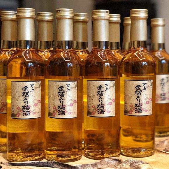 1 thùng rượu mơ vảy vàng bao nhiêu chai, rượu mơ giá sỉ