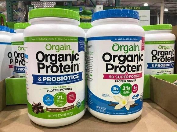 Mua Organic Protein chính hãng ở đâu? Giá bao nhiêu? 1