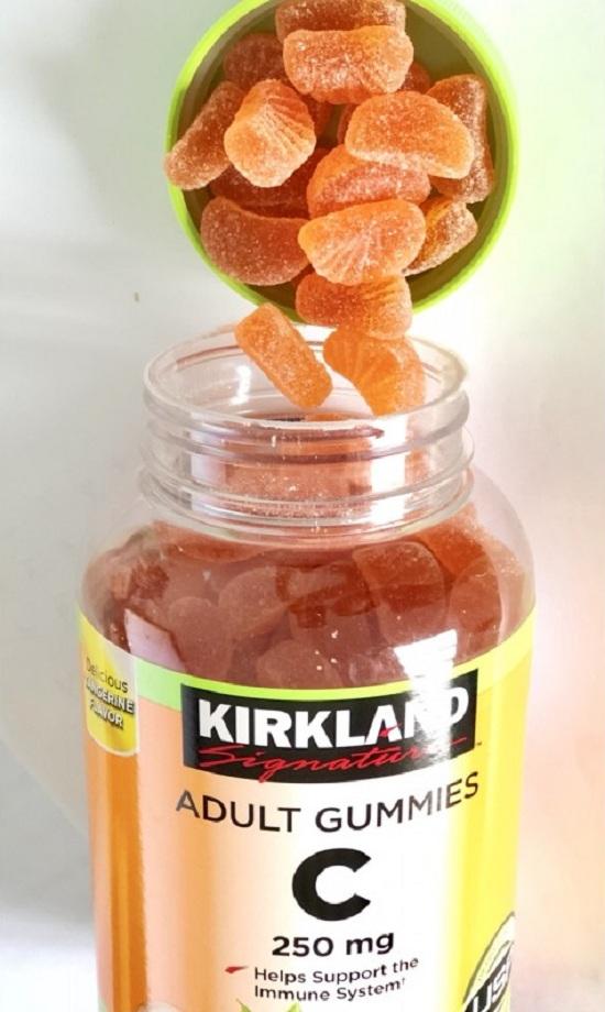 Vitamin C Kirkland có tốt không? Có mấy loại 0