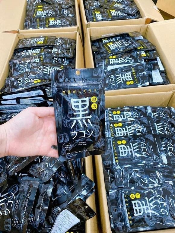 Mua viên nghệ đen Gouriki Nhật Bản ở đâu giá tốt? 0