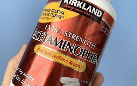 Tác dụng phụ của thuốc giảm đau Acetaminophen 500mg