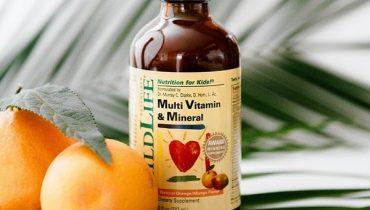 Cách sử dụng Multi Vitamin Childlife đúng chuẩn cho bé
