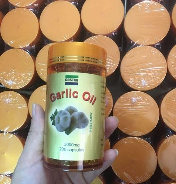 Tác dụng phụ của tinh dầu tỏi, cách dùng tỏi an toàn 9