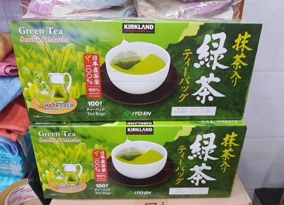 Sai lầm khi uống trà xanh Kirkland gây hại cho sức khỏe 9